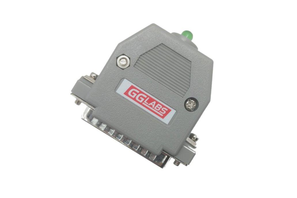 GTERM25 - DB25 Active SCSI Terminator 1