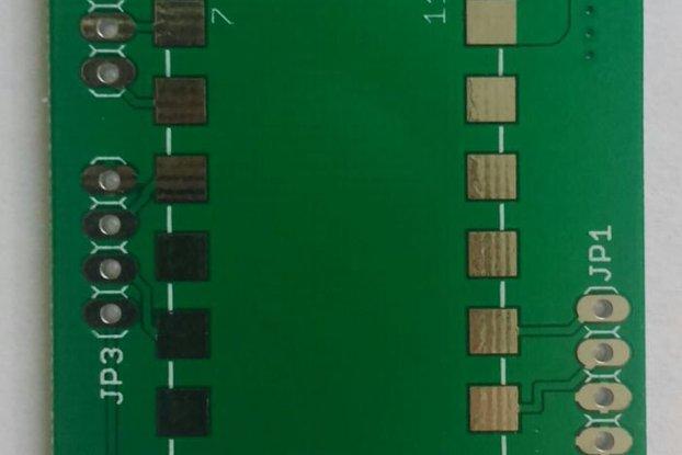 Breakout Board  DORJI DRA818V/DRA818U Modules