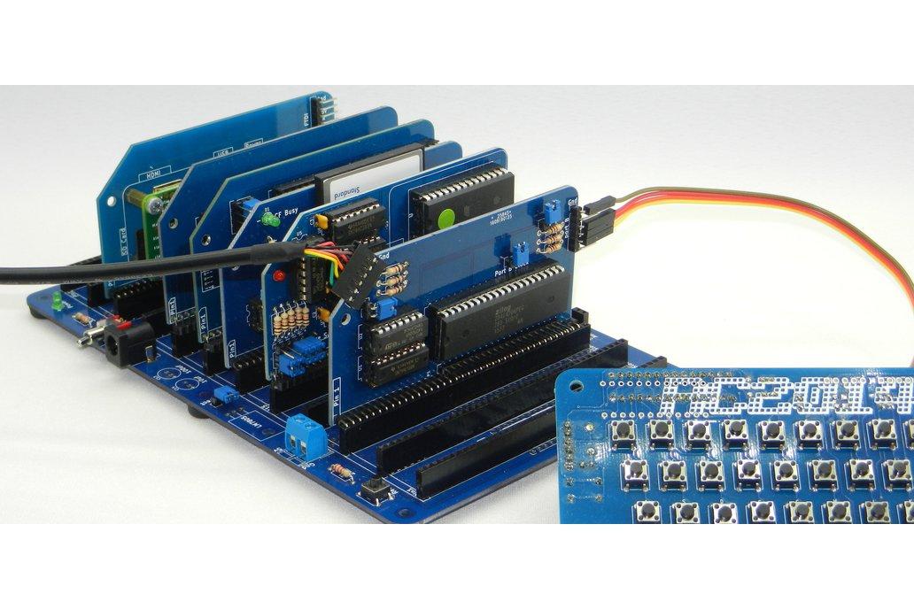 SIO/2 Dual Serial Module for RC2014 4