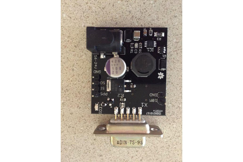 FE-5680A Breakout Board 1
