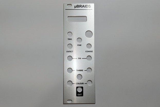 Microbraids (ubraids) Panel + PCB