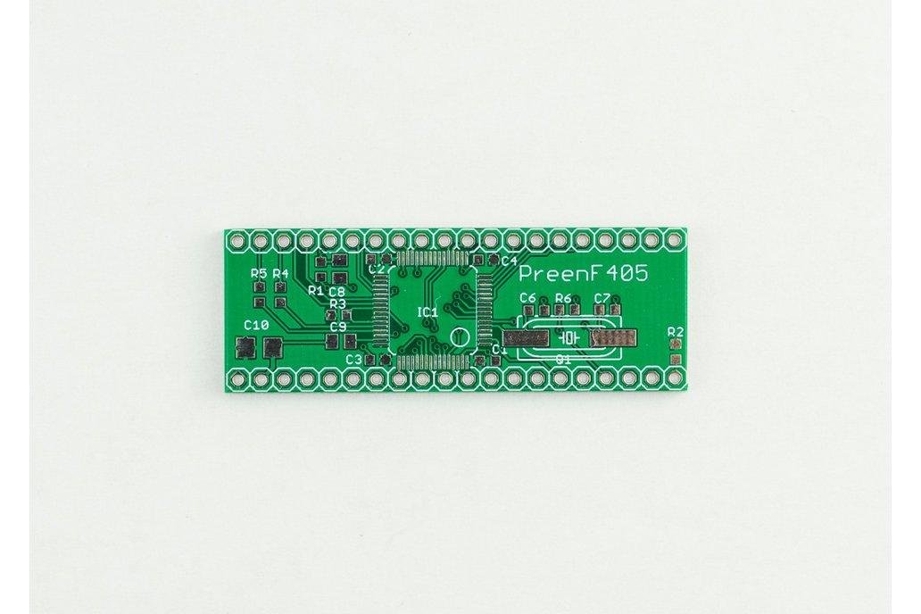 preenFM2 FM Synthesizer PCB + F405 MCU Board 4
