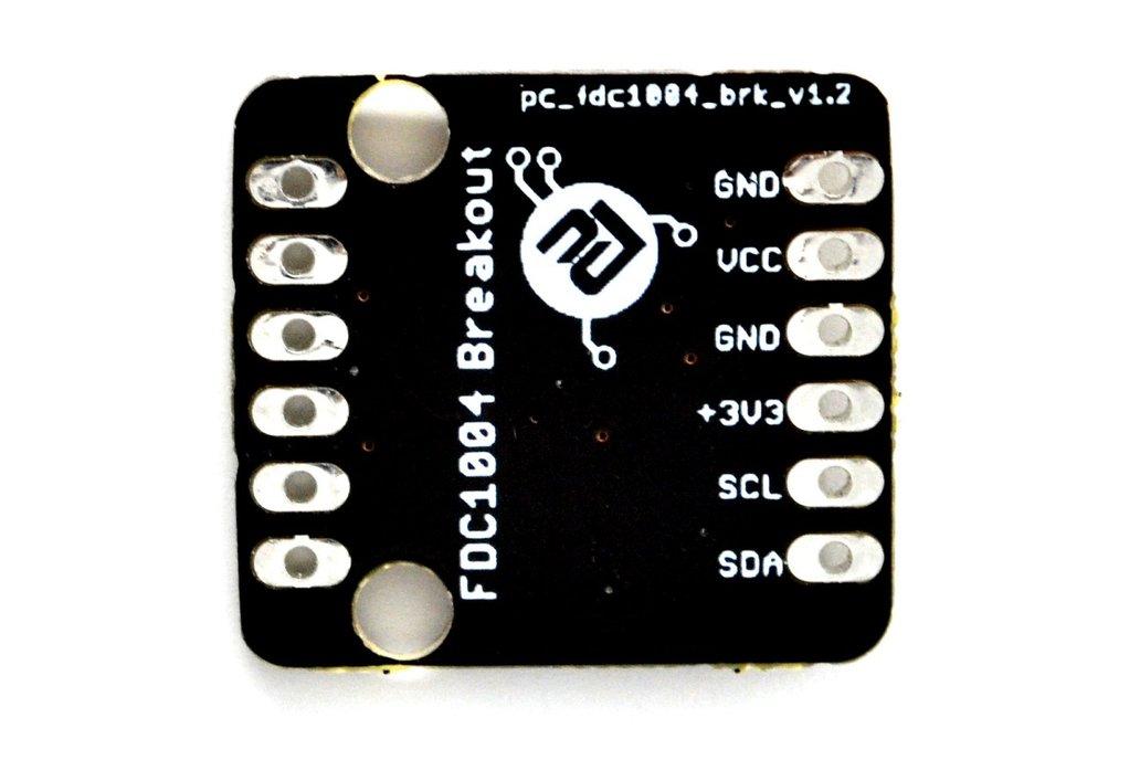 FDC1004 Capacitance sensor breakout board 3