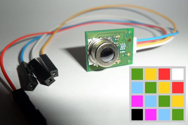 D6T-44-06 Thermal IR Sensor