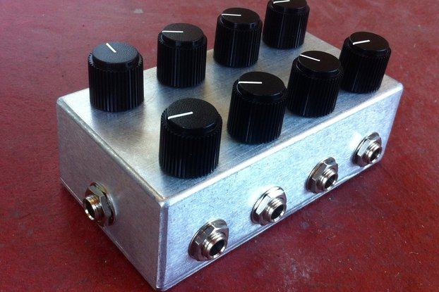 Passive Mono Mixer (8 Channel)
