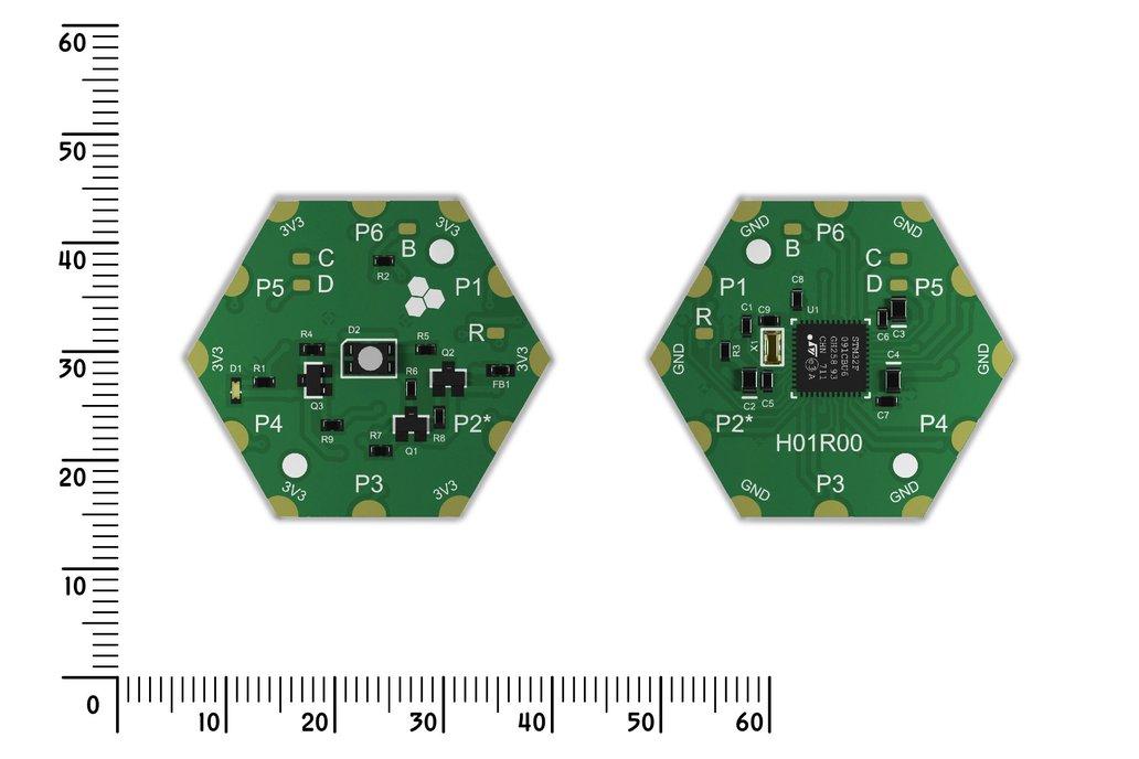 RGB LED Module (H01R00) 3