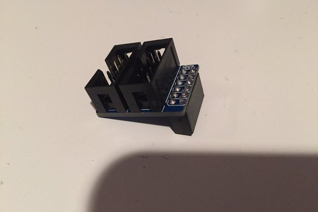 Graphic LCD Adapter for Cohesion3D Mini