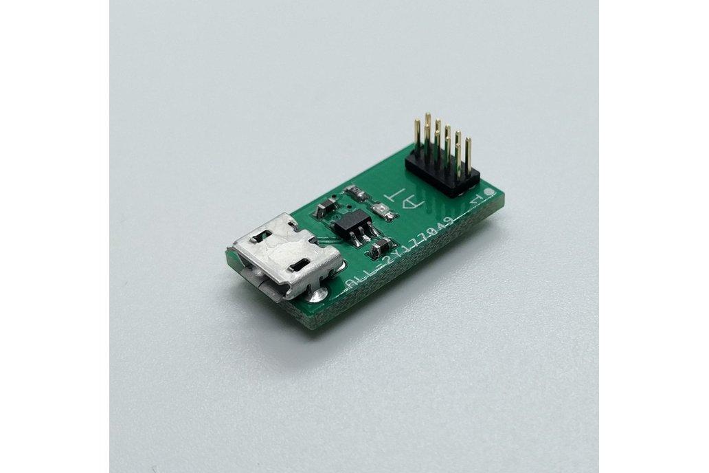 CMSIS-DAP Compliant SWD Debugger 1