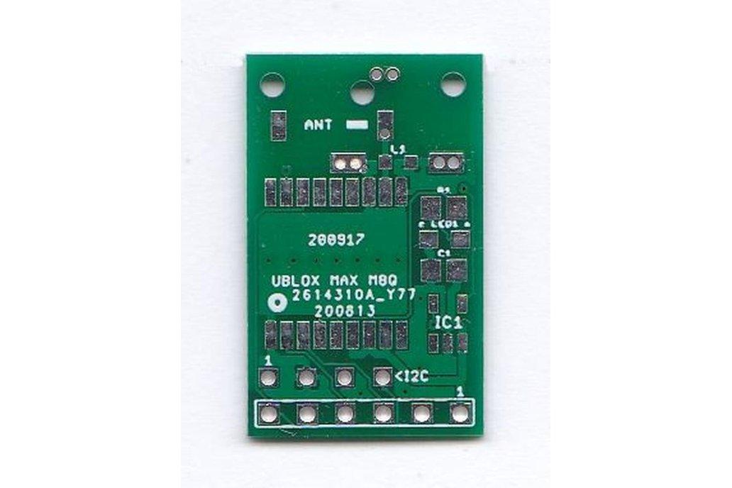 UBLOX MAX M8Q  GPS Breakout Board x 2 1