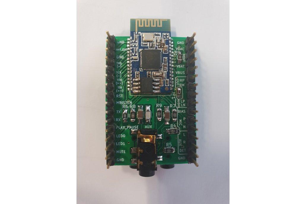 Assembled advanced breadboard adapter for BK8000L 4