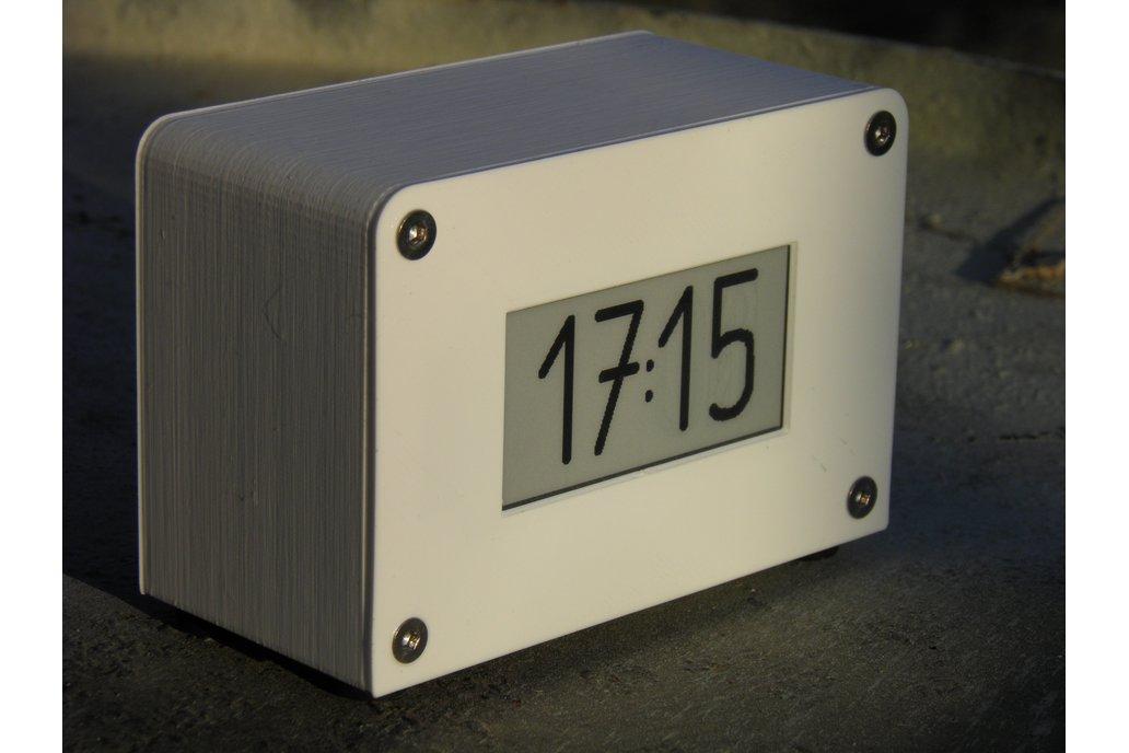 Agora clock 1