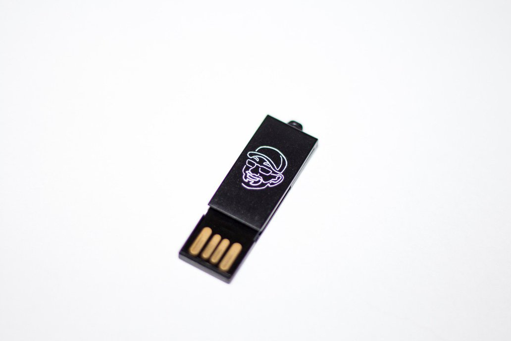 Brian's Face USB Drive (16GB) 2