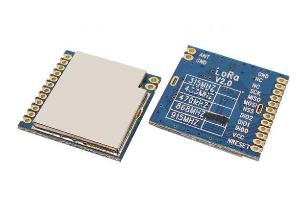 868MHz Wireless Transceiver LoRa SX1276(9547)