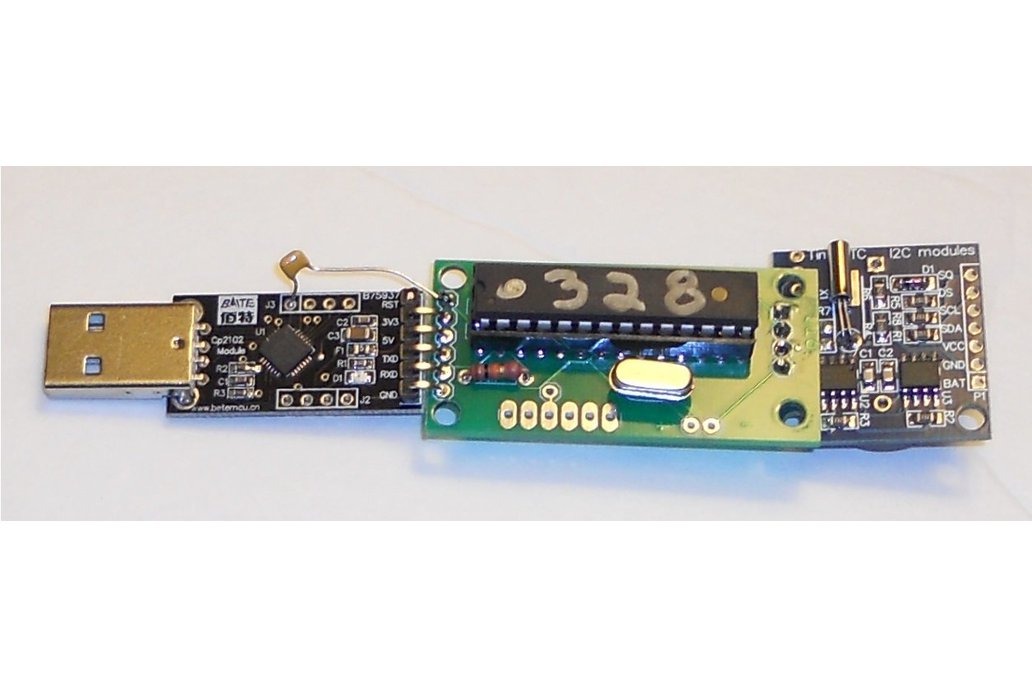 USB real time clock for raspberry pi 2