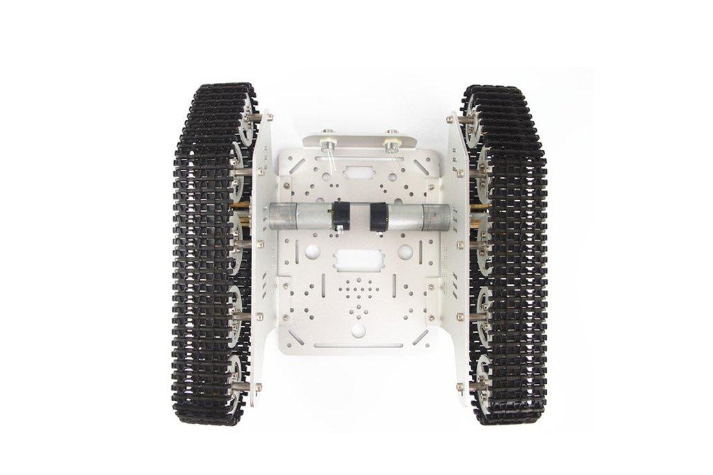 Metal Robot Tank Chassis Track  3