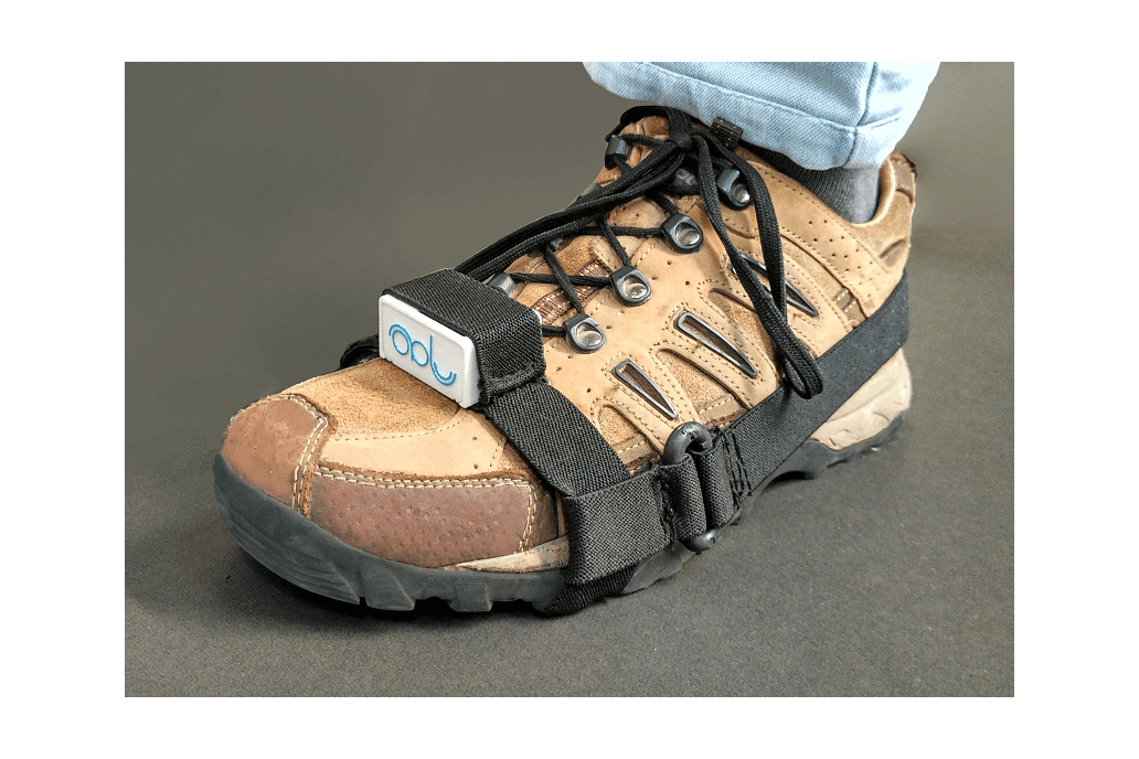 oblu - A Shoe Mounted Indoor GPS 1