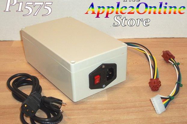 External Power Supply Unit for Apple II+,IIe, IIGS