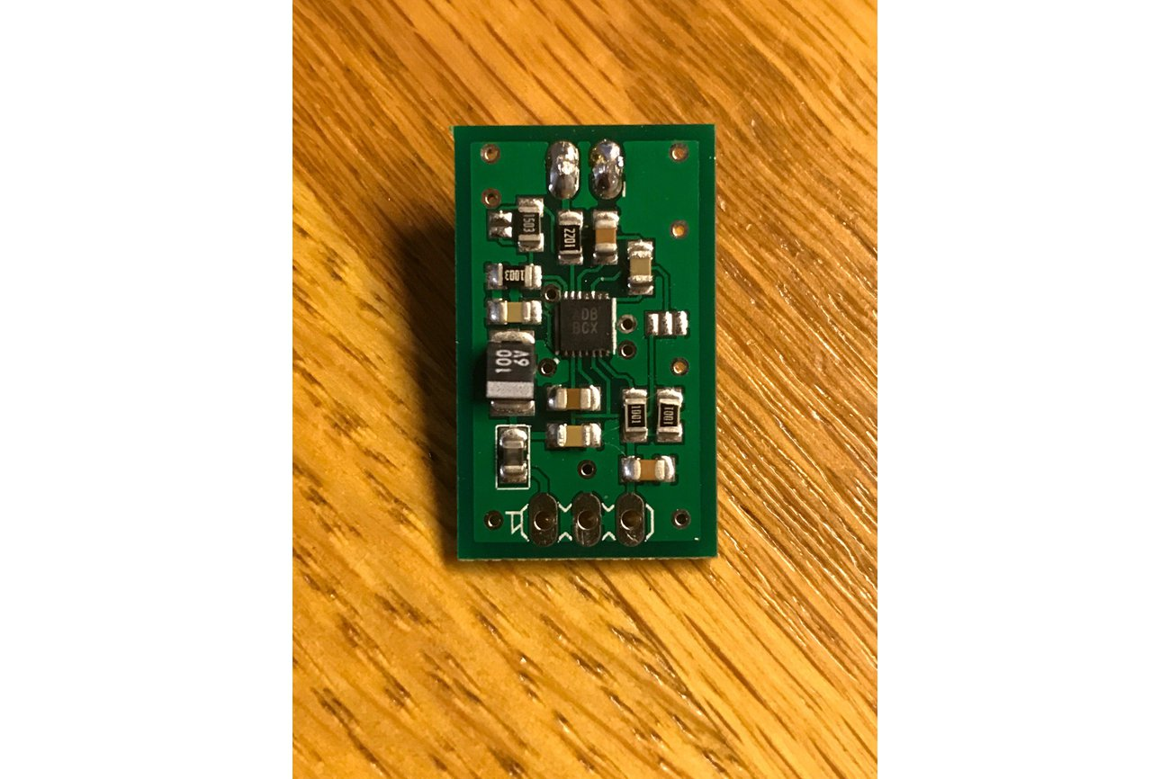 MAX9814 Microphone Module for Teensy