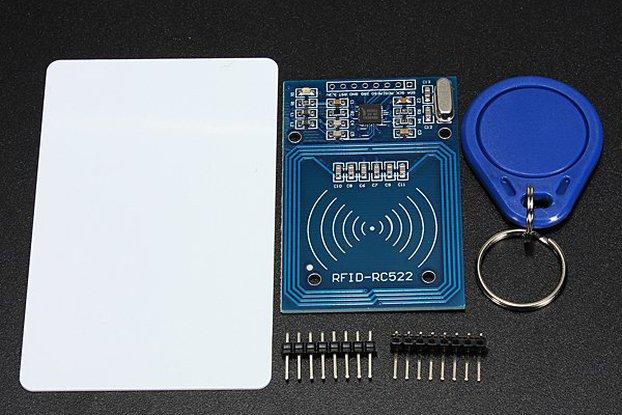 RFID Card Reader Induction Module