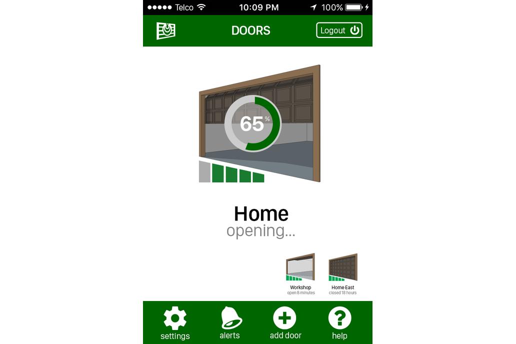 Garadget - Smart Garage Door Controller 8
