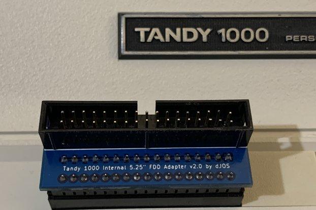 "Tandy 1000 Internal 5.25"" FDD Adapter"