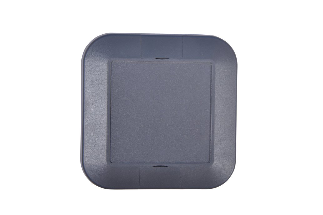 Plastic Enclosure - Charcoal Grey 2
