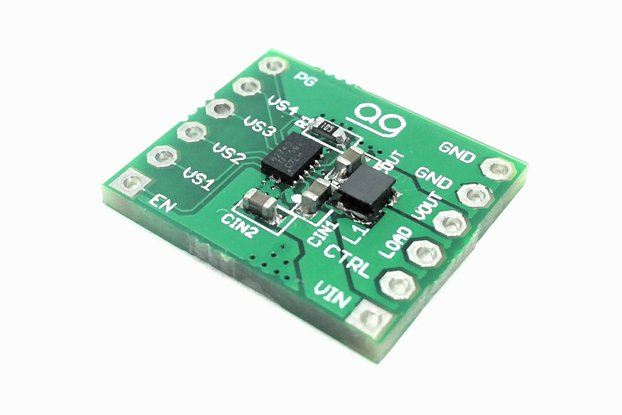 TPS62740 - Ultra low power step down regulator