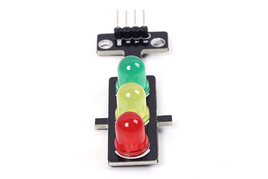 Traffic Light LED for Arduino Raspberry Pi(13235) 2