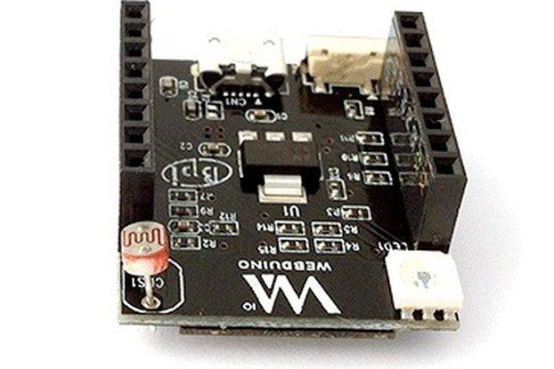 Internet of things wireless control module