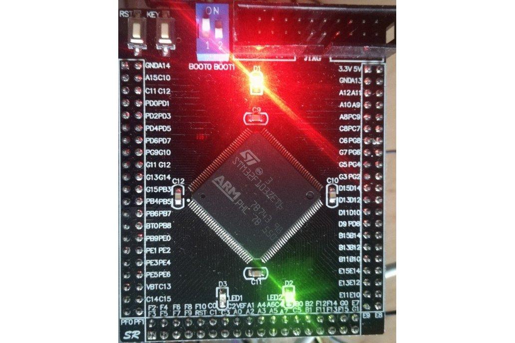 Joystick Board - 108 Buttons !!! Input Board 1