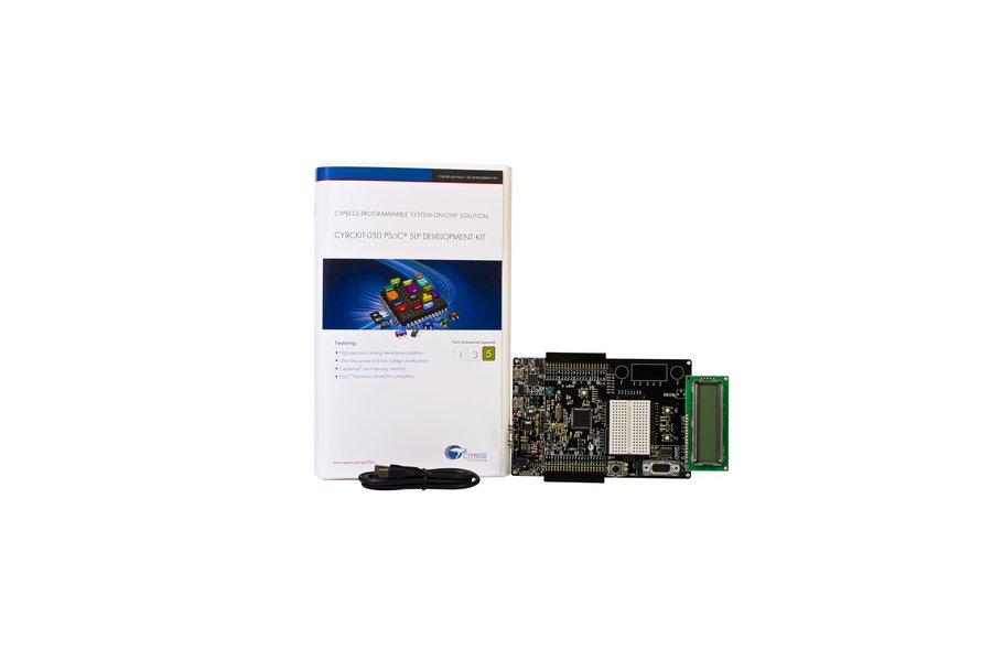 CY8CKIT-050 PSoC® 5LP Development Kit