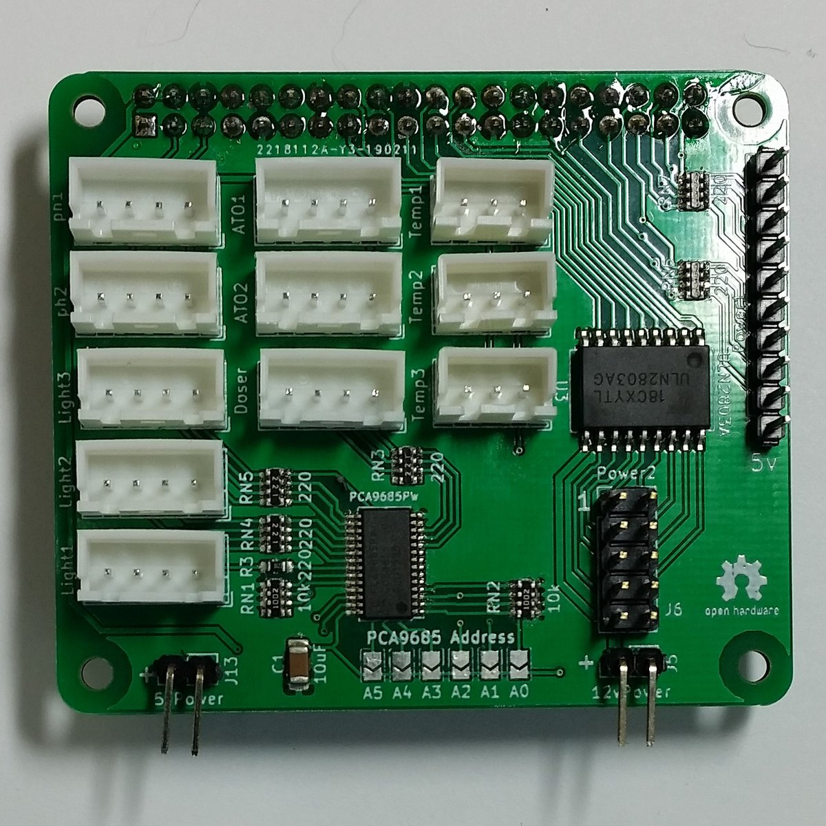 ML reef-pi hat v2 from ML Reefkeeping on Tindie