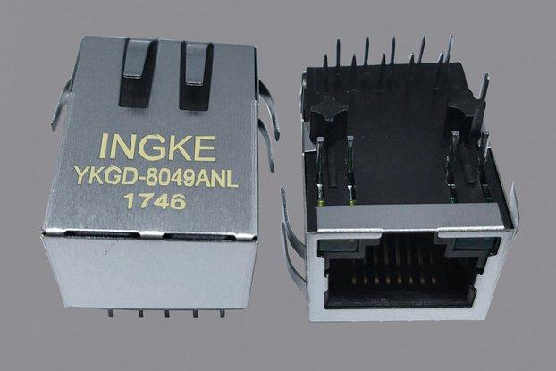 A60-113-331P432  RJ45 Magjack Connector