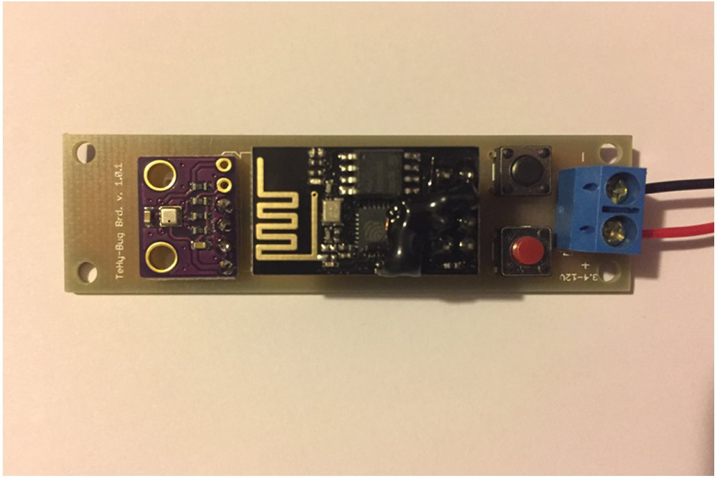 Low Power Temp/Humi and Pressure WiFi tracker s5 4