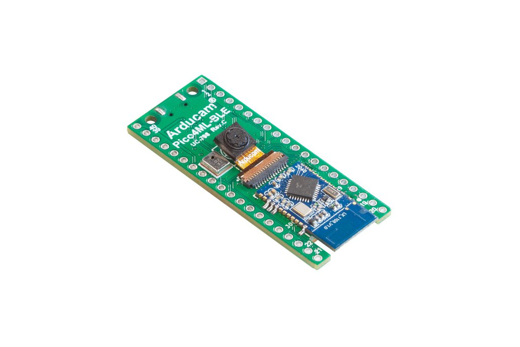 RP2040 Dev Board for TinyML (Bluetooth) 1