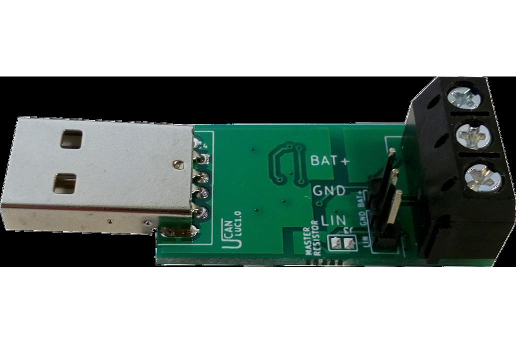 USB LIN Converter 1