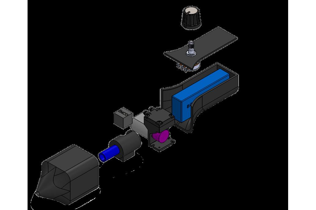 RFduino Based Pressure sensor 2