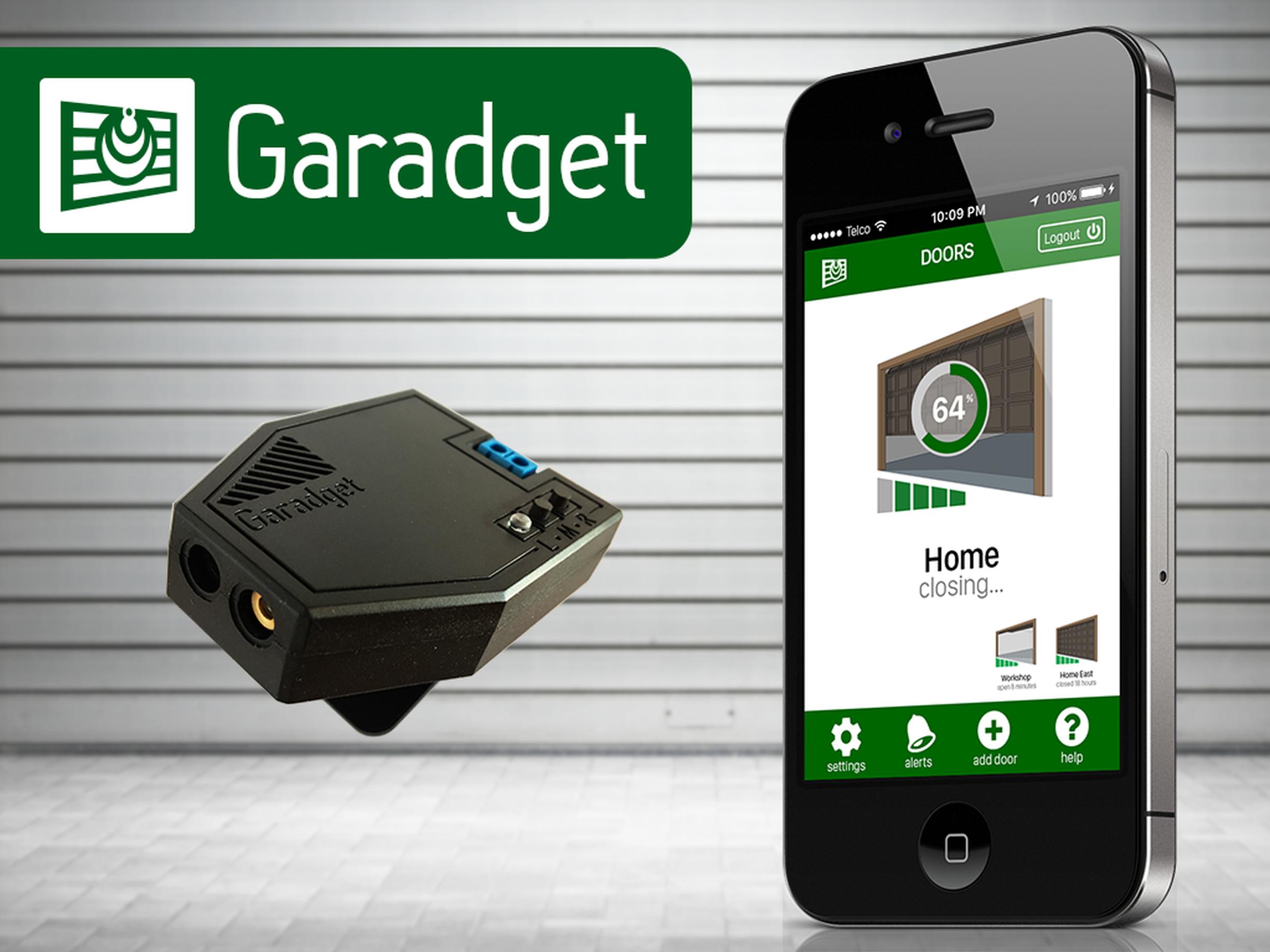 Garadget Smart Garage Door Controller From Softcomplex On Tindie