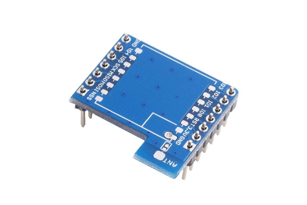 LoRa module adapter breakout board 4