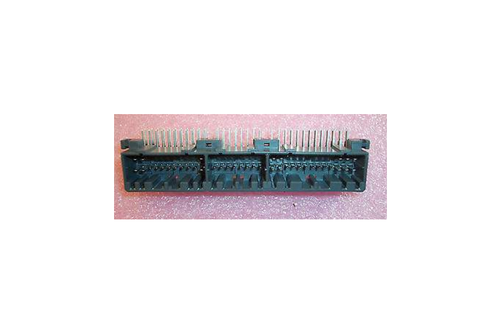 64p ECU connector 1