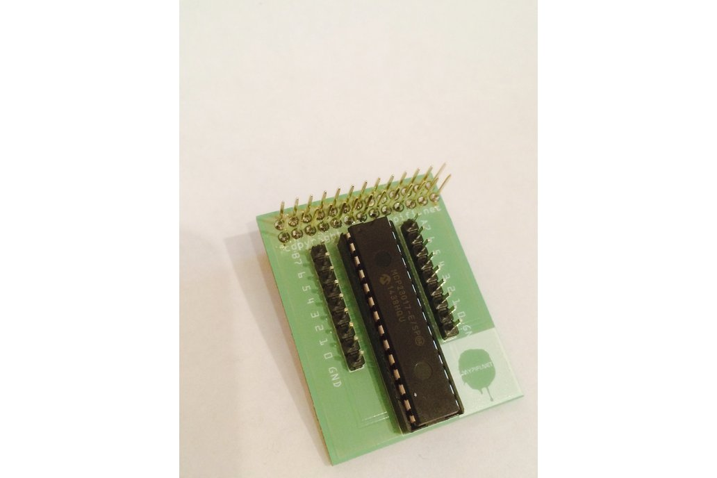 MyPiFi I/O Port Expander for Raspberry Pi 1