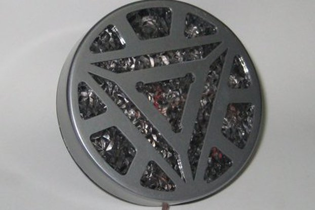 Iron Man Mark IV Arc Reactor