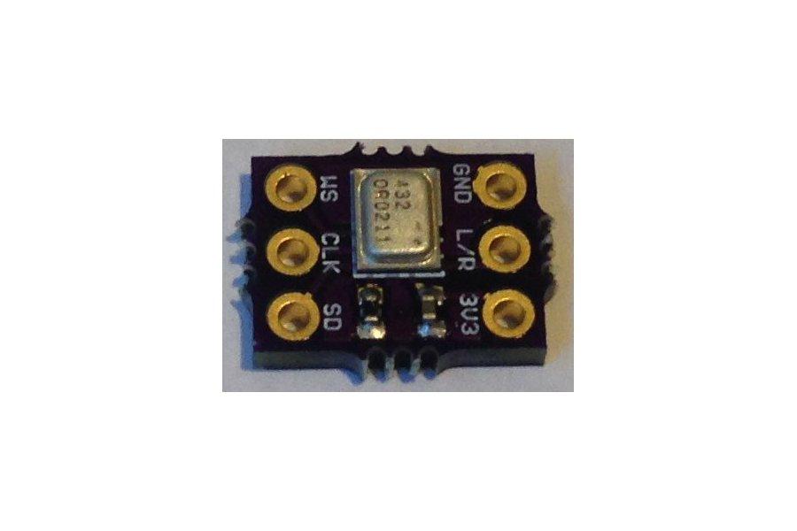ICS43432 I2S Digital Microphone