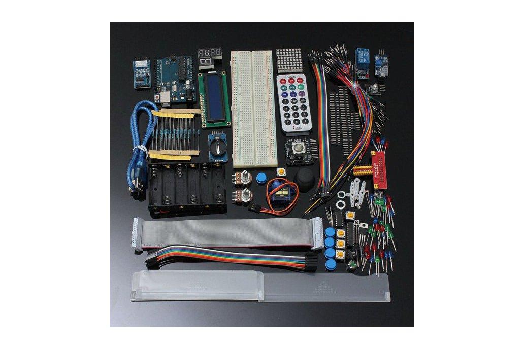 UNO R3 Beginner Starter Learning Kit For Arduino 1