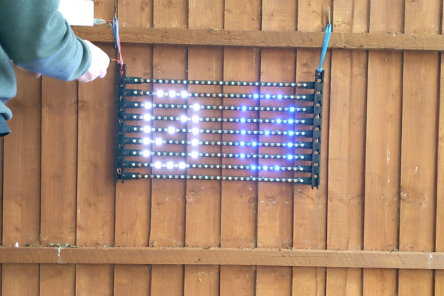 Portable Foldable Scoreboard
