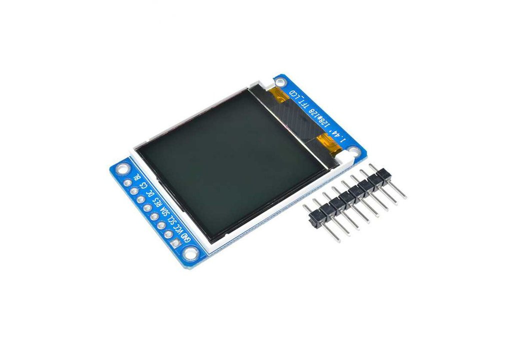 "1.44"" 128x128 Full Color TFT LCD Display Module 1"