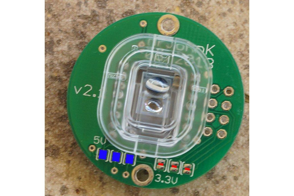 ADNS-9800 Laser Motion Sensor 2