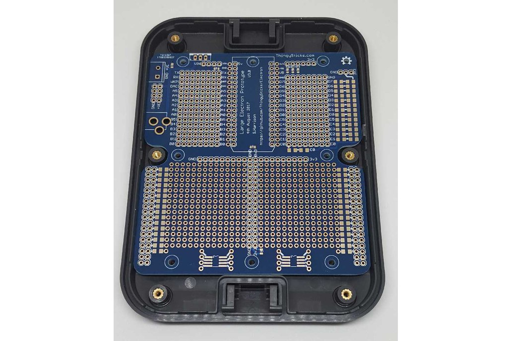 Photon/Electron Prototyping PCB for IP67 Enclosure 3