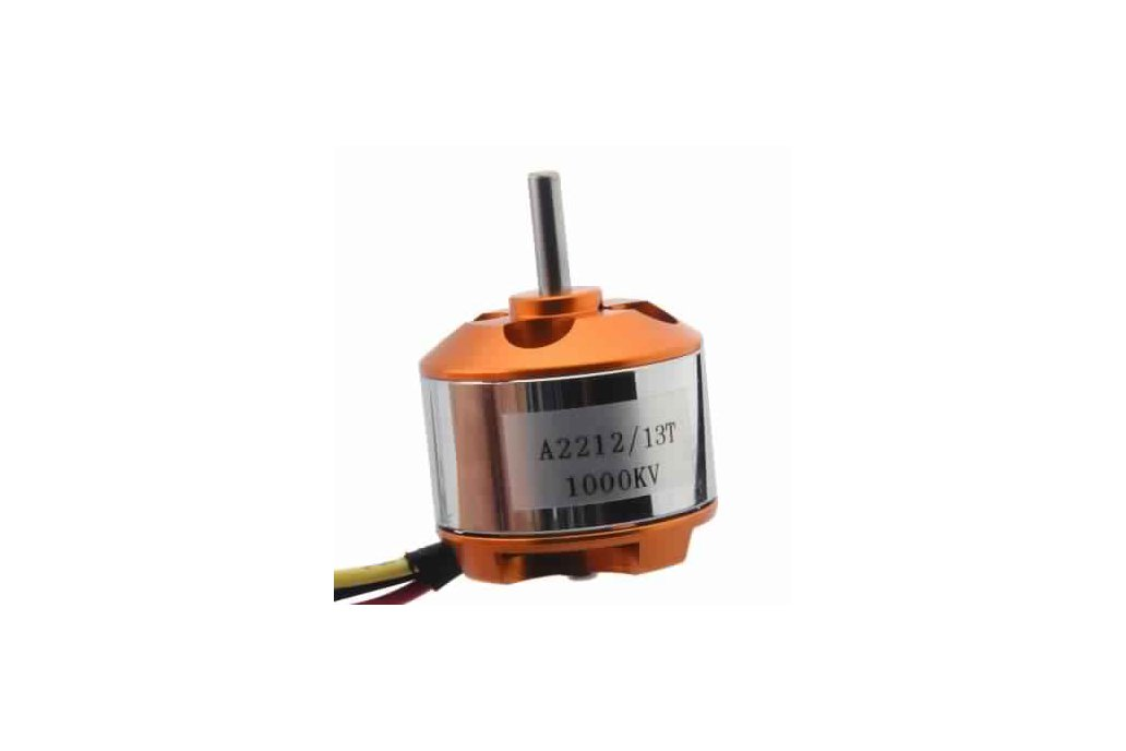 1000KV Brushless Motor for RC Multicopter  5