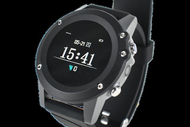 LoRaWAN Smart Watch for worker safety
